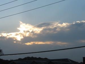 2009年10月22日早朝
