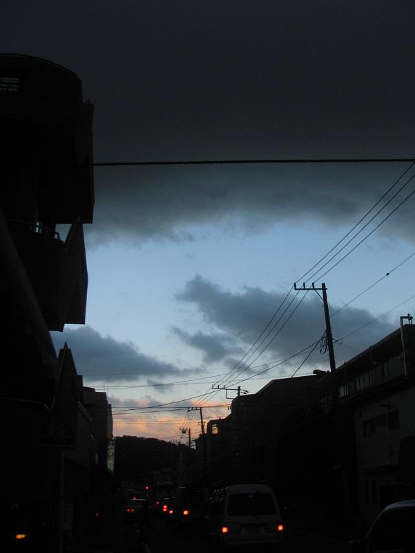 2009年11月2日夕