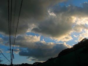 2009年11月4日夕