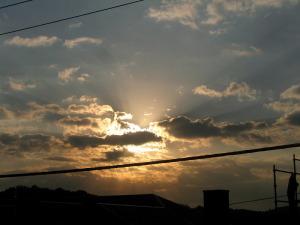 2009年11月24日午前7時鎌倉市二階堂
