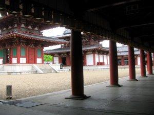 大阪 四天王寺