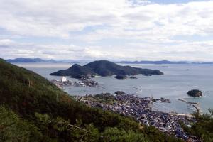 鞆の浦 仙酔島