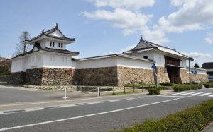 田辺城 Railstation.net フリー写真