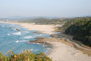 石見海浜公園(島根県観光写真ギャラリー)