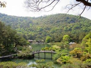 栗林公園(うどん県旅ネット)