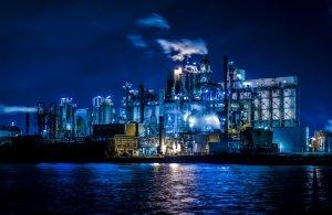 北九州市の工場夜景
