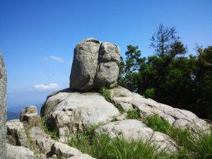 宝満山(竃門山)