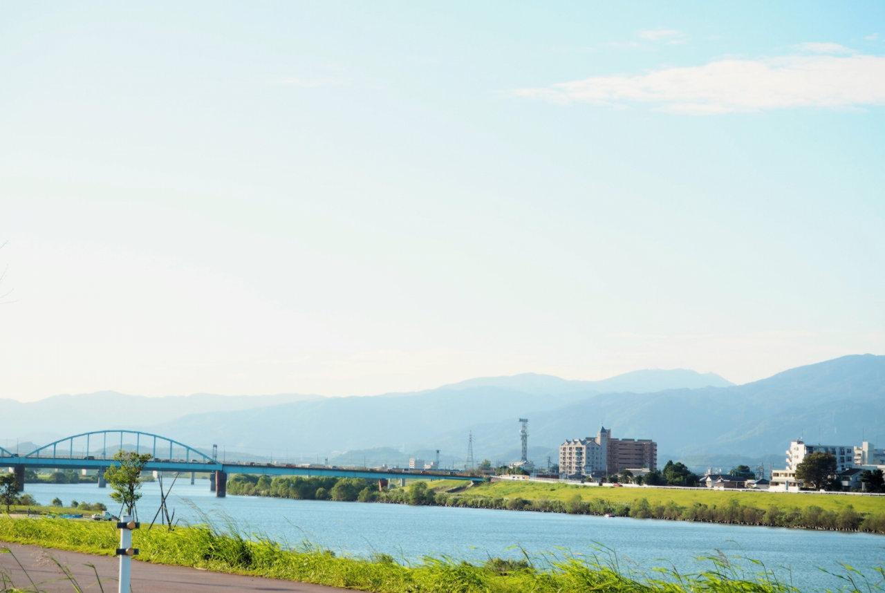 筑後川 福岡県久留米市